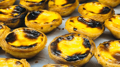 8 International Baked Goods To Try Your Hand At