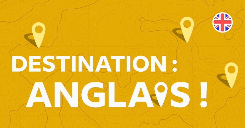 Voyagez aux quatre coins du monde anglophone avec «Destination : anglais ! », notre nouveau podcast