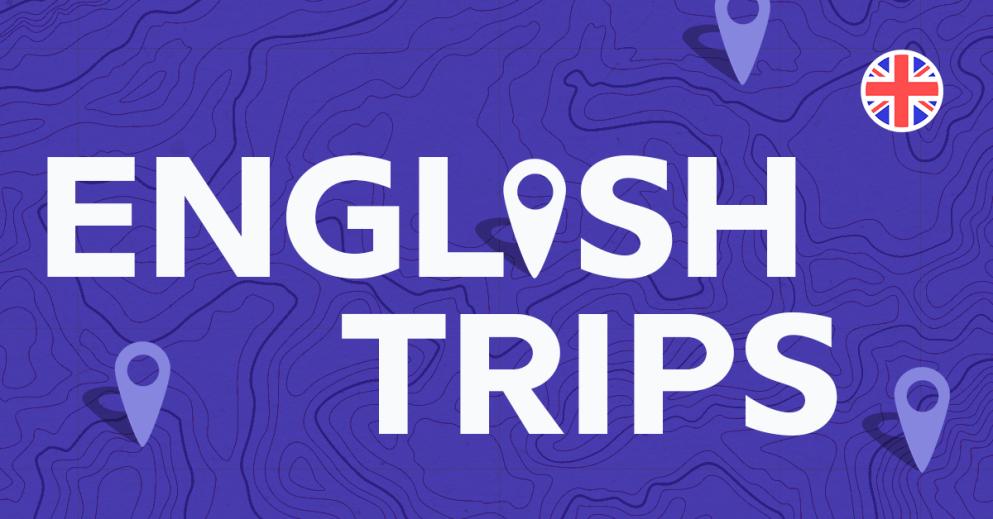 """Wyrusz w językową podróż po anglojęzycznym świecie z naszym nowym podcastem """"English Trips"""""""