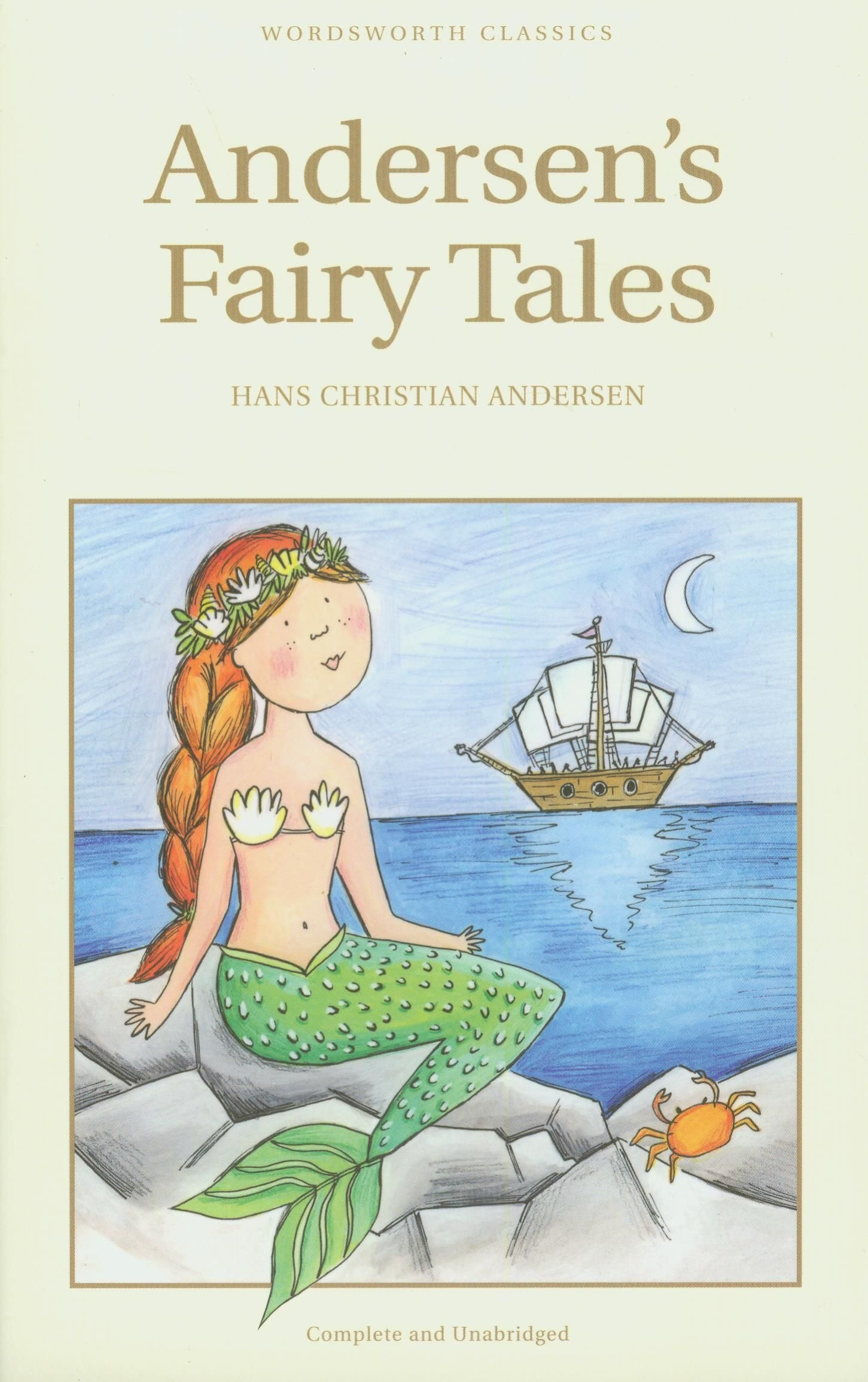 Hans Christian Andersen's Fairy Tales - One of the world's top translated books