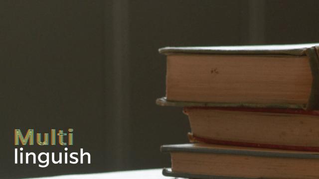 Multilinguish: Lies Your Language Teacher Told You