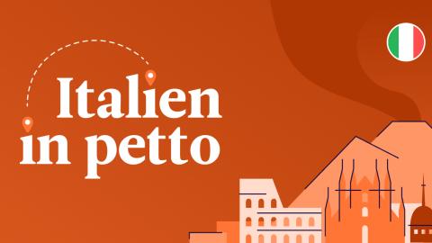 """Wir Stellen Vor: Unser Neuer Italienischer Podcast """"Italien in Petto"""""""