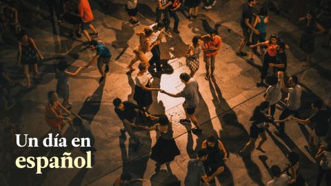 Un Día En Español 12: Salsa Dancing Date In Brooklyn
