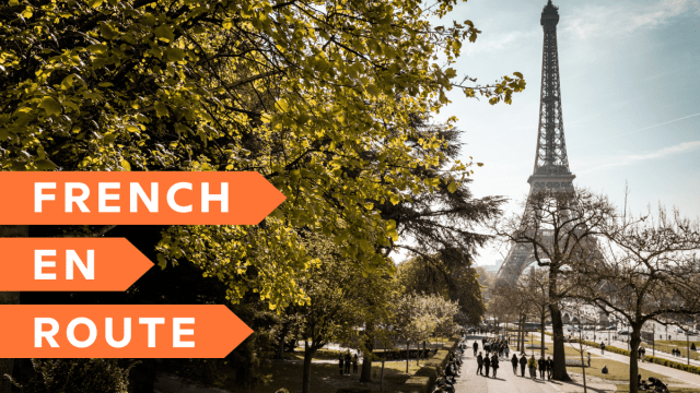 Introducing French En Route: Our New Podcast For French Learners