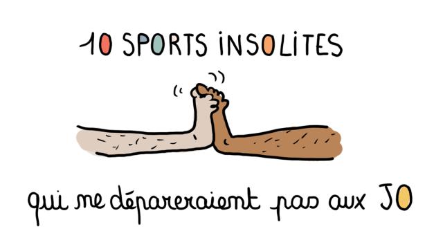 10 sports insolites qui méritent une reconnaissance internationale