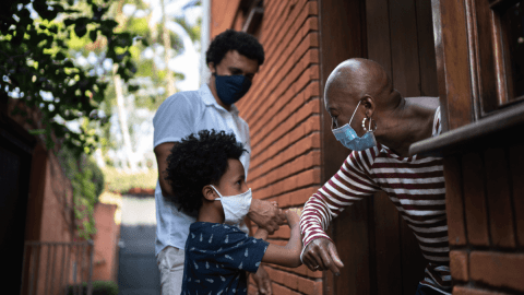 El vocabulario pandémico que definió una nueva era