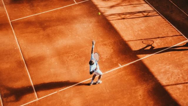 Tennisbegriffe: Grundwortschatz für Beginnende