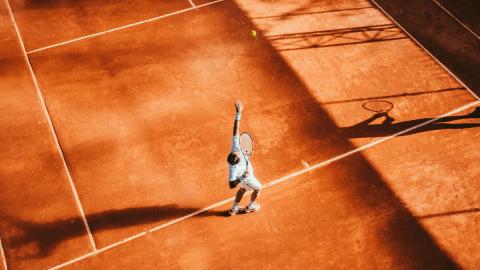 Los términos del tenis: glosario mínimo para principiantes