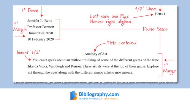 MLA Format Citation Generator (Free) & Quick Guide  Bibliography.com