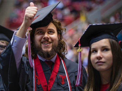Image result for ball state doctorate