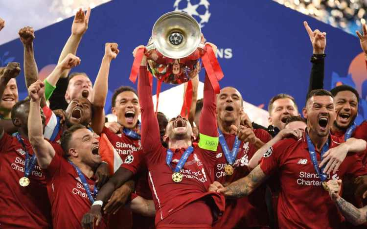 Daily Trust - Liverpool defeat Spurs, win sixth Champions ...