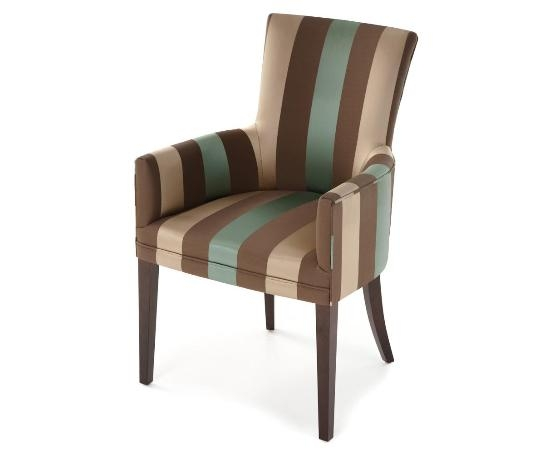 Paris Upholstered Dining Chair With Solid Beech Frame