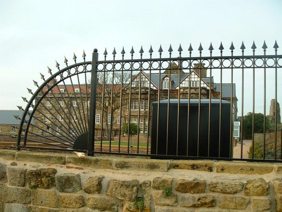 Ornamental Steel Railings Jacksons Fencing ESI