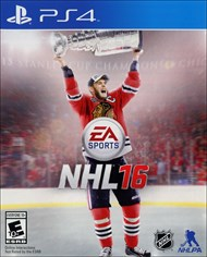 NHL 16 - Pre-Played