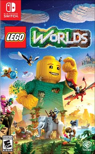 LEGO Worlds - Pre-Played