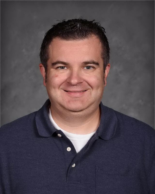Grade 6 Teacher, Aaron McMillan
