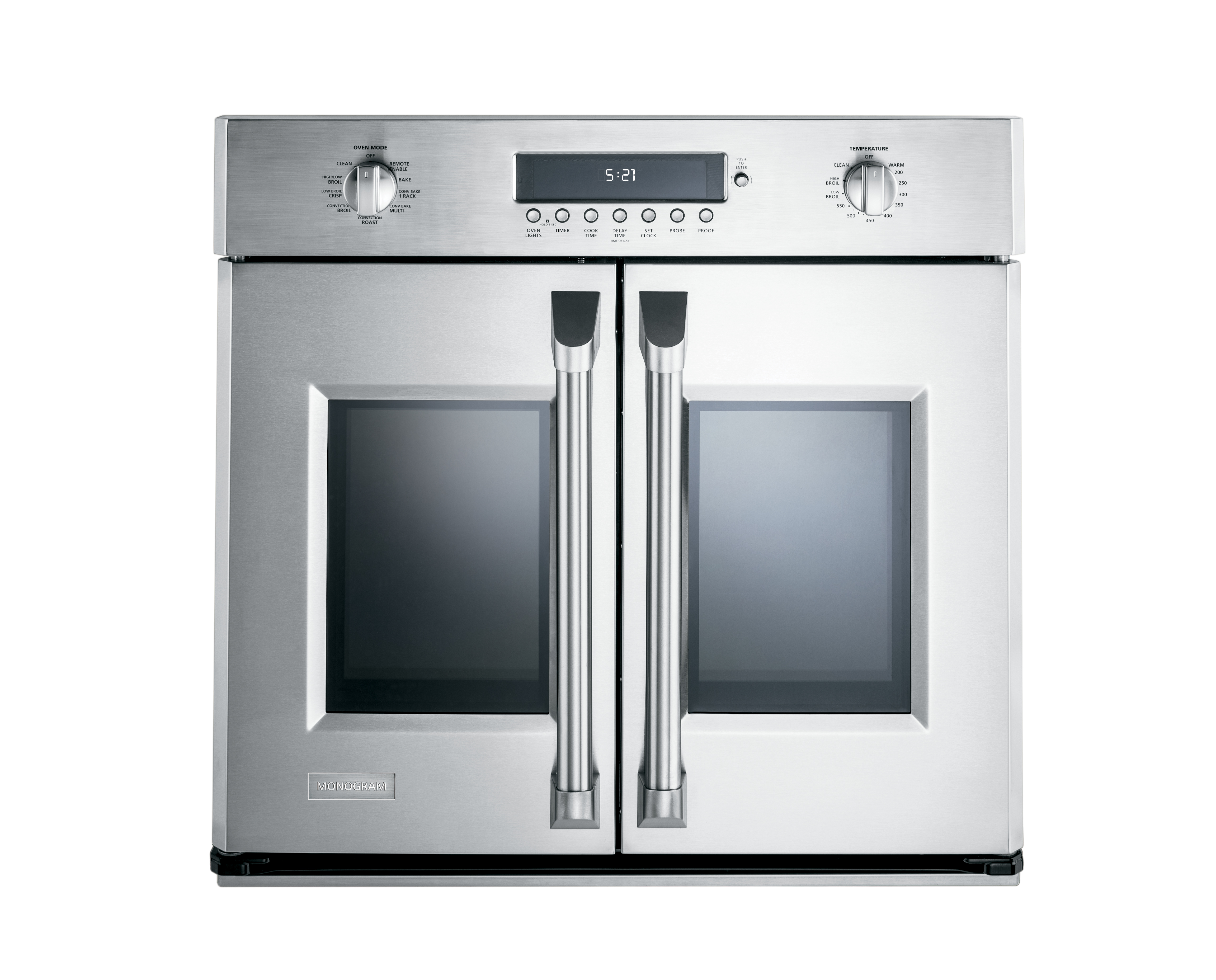 new ge monogram french door wall oven puts culinary possibilities within reach ge appliances pressroom