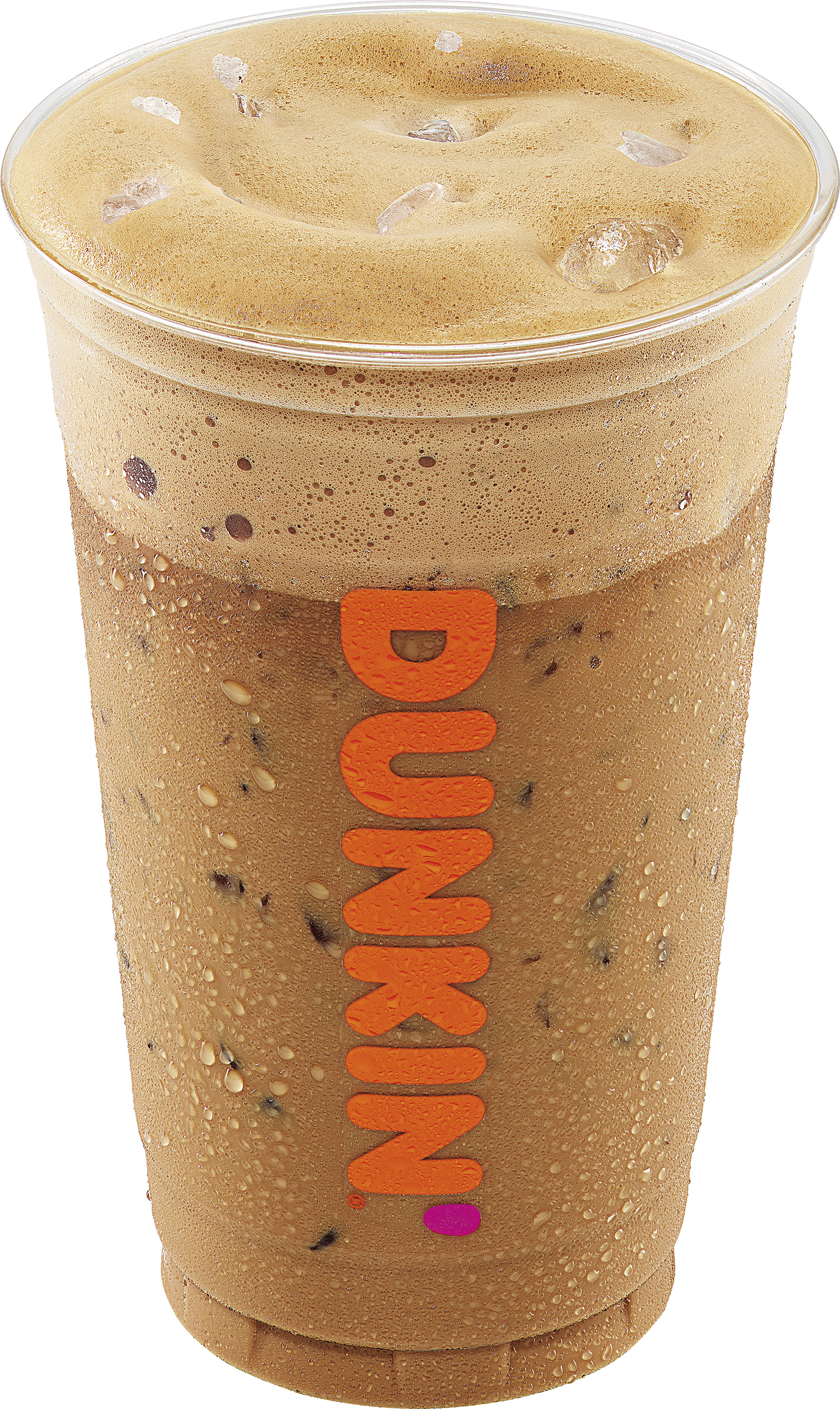 Image result for dunkin iced cappuccino