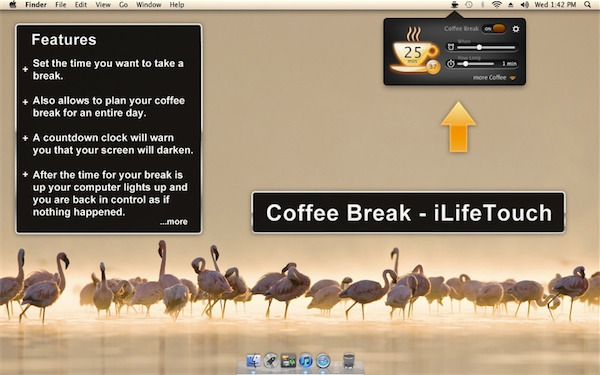 Coffee Break per Mac