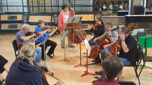 ASW Chamber Music 2016 Coached by Jennifer Louie Trainum
