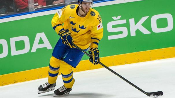 Wennberg, Merzlikins standing out among Blue Jackets at Worlds