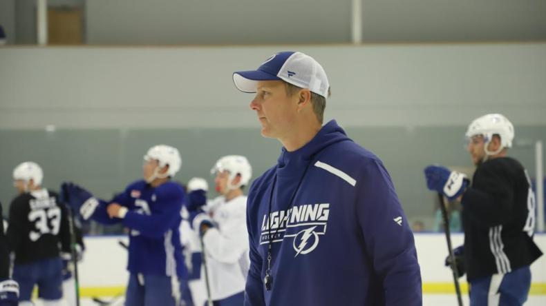 Lightning announce 2021 Training Camp roster