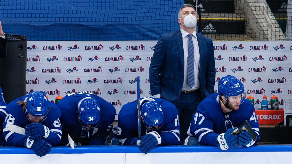 Maple Leafs 'devastated' after Game 7 loss to Canadiens