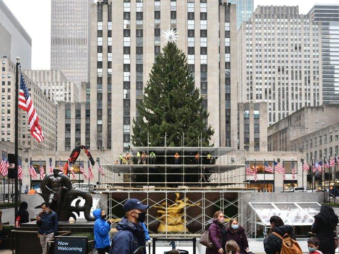 2020 rockefeller christmas tree