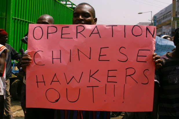 Image result for chinese hawking products in kenya