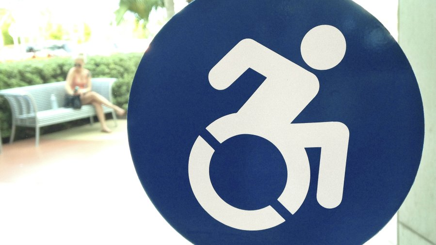 There s a movement underway to update the universal symbol for     There s a movement underway to update the universal symbol for disability  access     Quartz