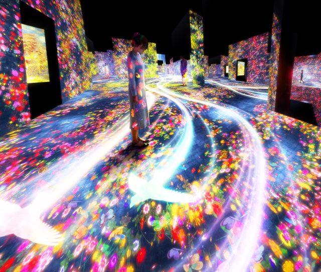 Digital Art Sensation Teamlab Will Open Its Own Immersive Museum In Tokyo