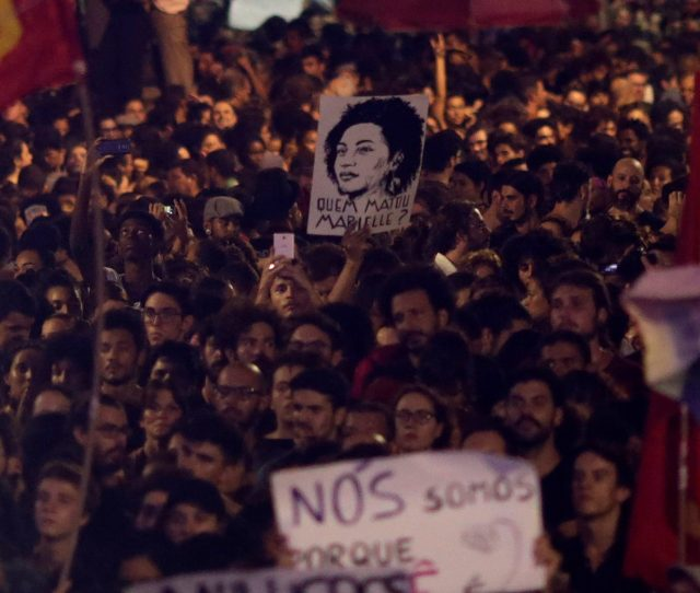 The Assassination Of A Black Human Rights Activist In Brazil Has Created A Global Icon