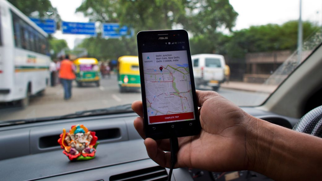 Pradeep Parameswaran: A new boss is proof that Uber is digging its ...