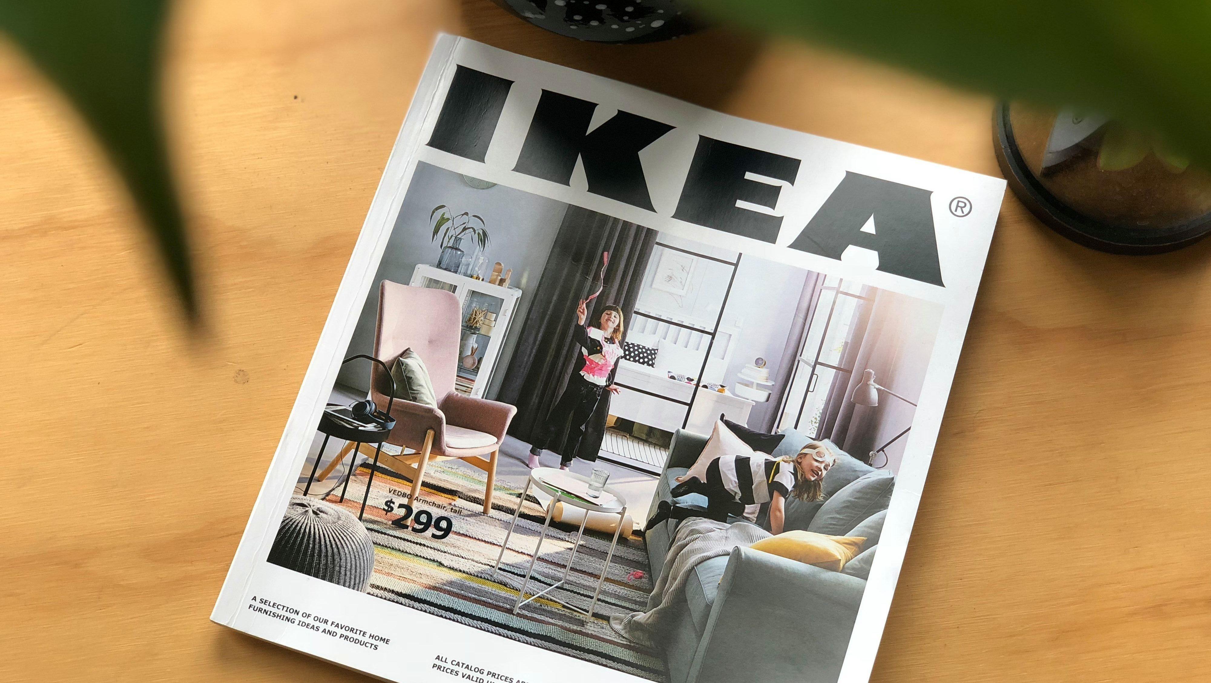 Ikea 2019 Catalog Ikea Challenges The Myth Of Minimalism