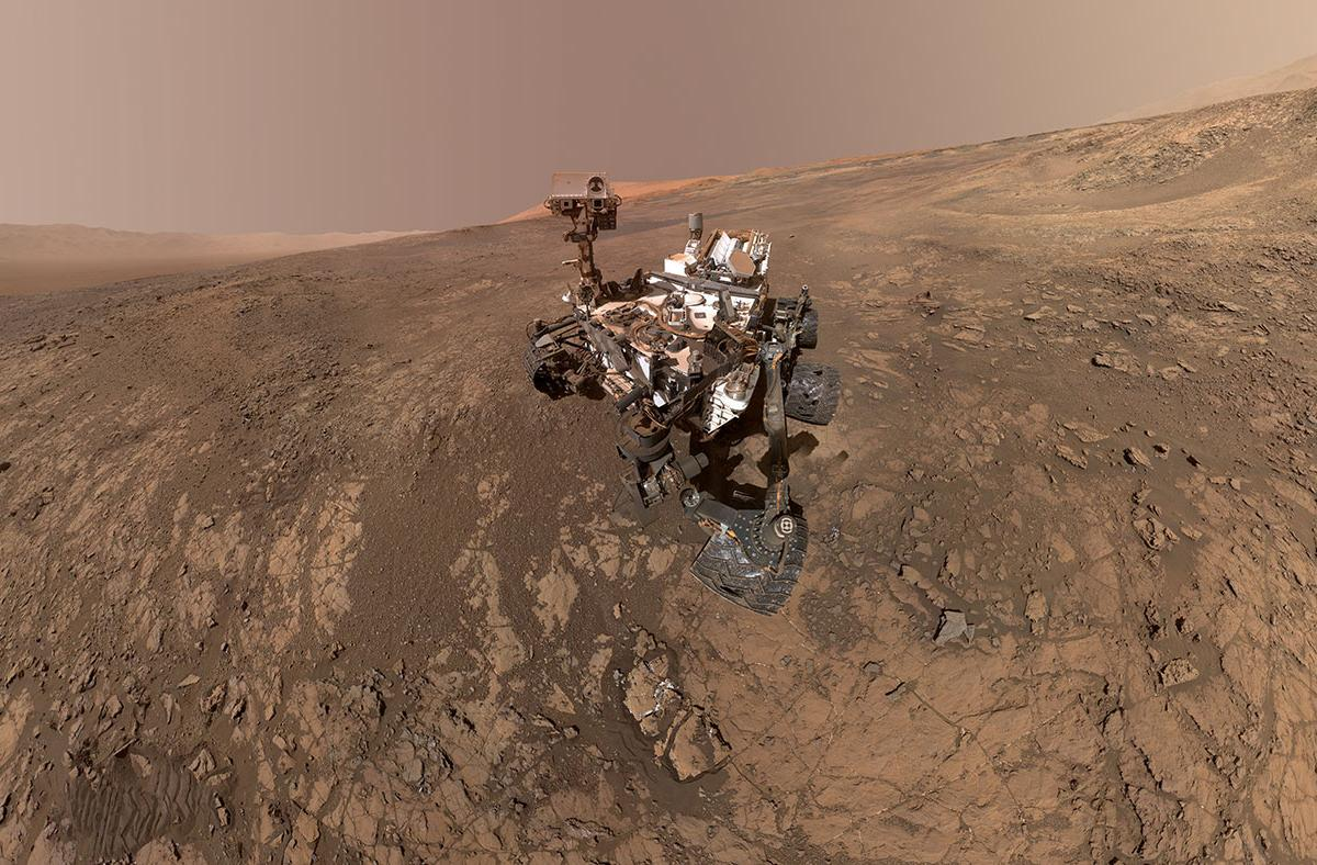 Mars Curiosity Rover Celebrates Its Sixth Birthday Without A Song Quartz