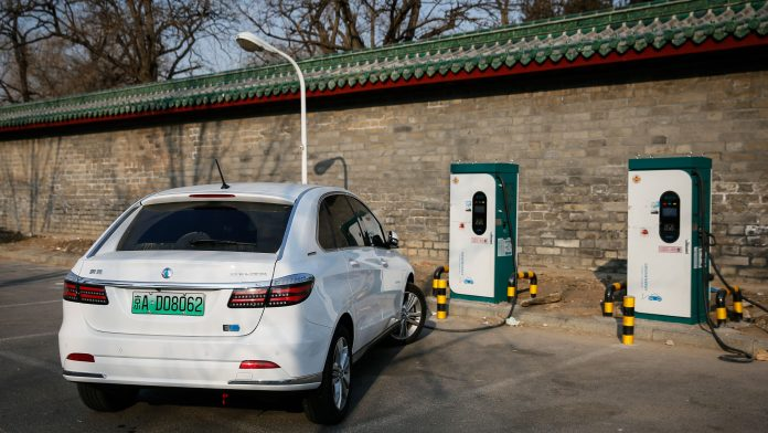 china buys one out of every two electric vehicles sold globally — quartz