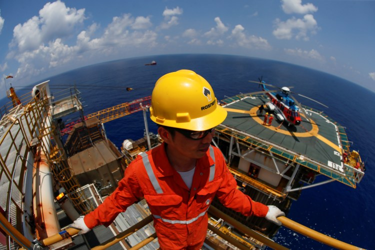 The US says China is blocking $2.5 trillion in South China Sea oil and gas