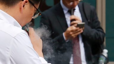 Vaping apps were never popular enough to be a problem