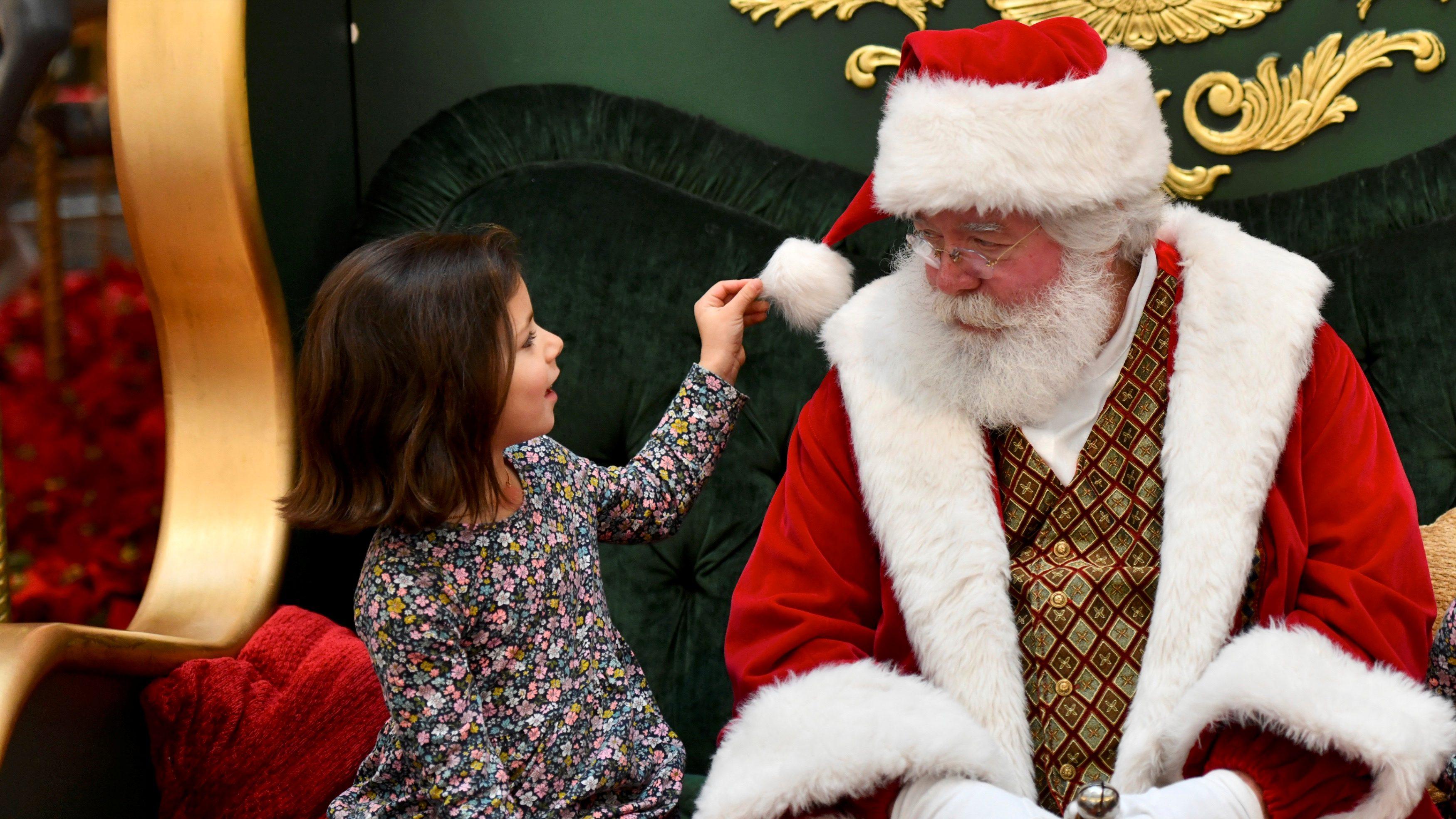 Why Children Really Believe In Santa Claus Quartz