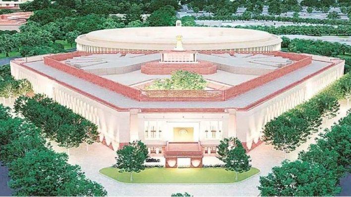modi's central vista revamp in delhi continues amid covid-19 — quartz india