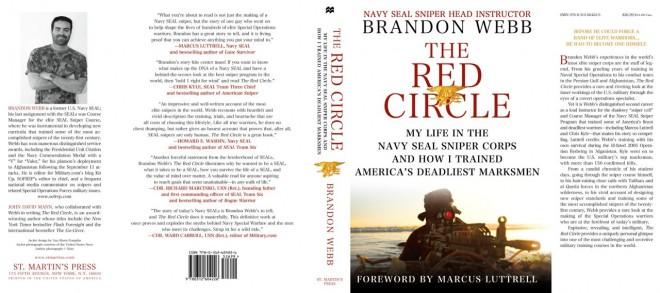 Brandon Webb Navy SEAL Red Circle
