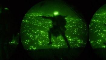 1st Recon Bn – Combat Jump in Iraq