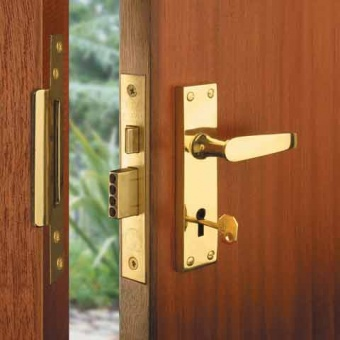 Take Charge of Your Security locks and deadbolts