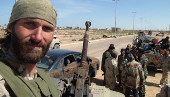 An American Freedom Fighter in the Libyan Civil War: Part 1
