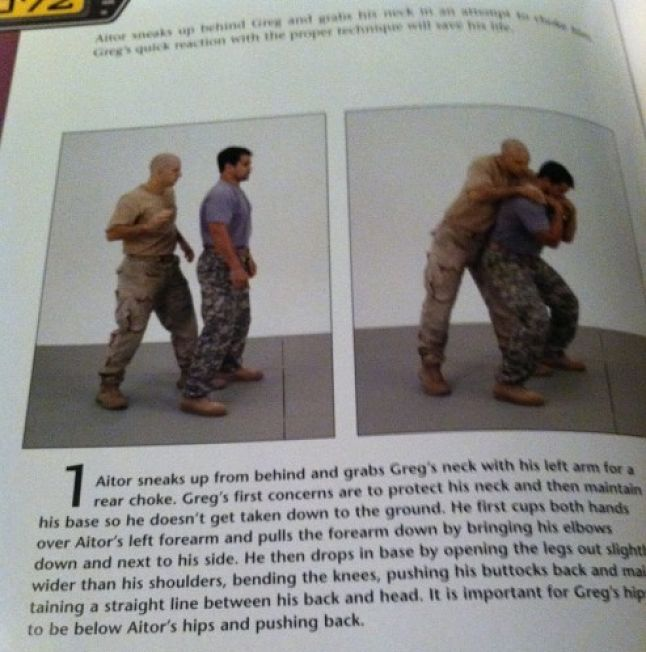 The Neck Grab for Women's Self Defense: Take control of your attacker