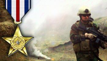 MARSOC Operator awarded Silver Star