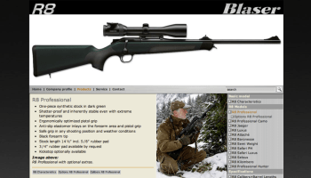 One of My Personal Favorite Bolt Action Sniper Rifles: The Blaser