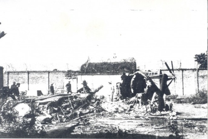 Son Tay Prison Camp After the Raid