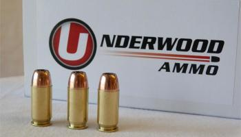 Kit Review: Underwood Ammo .45 ACP