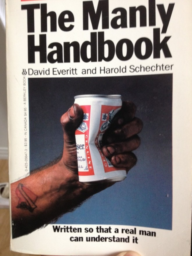 The Manly Handbook